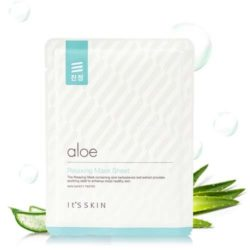 It's Skin Aloe Relaxing Mask Sheet korean cosmetic skincare product online shop malaysia vietnam macau