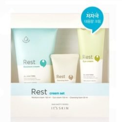 It's Skin Rest Cream Set korean cosmetic skincare product online shop malaysia vietnam macau