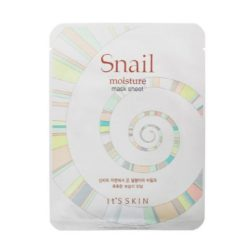 It's Skin Snail Moisture Mask Sheet korean cosmetic skincare product online shop malaysia vietnam macau
