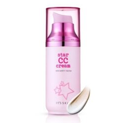 It's Skin Star CC Cream korean cosmetic makeup product online shop malaysia brunei mexico