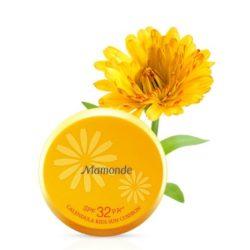 Mamonde Calendula Kids Sun Cushion SPF32 PA++ 15g korean cosmetic skincare shop malaysia singapore indonesia