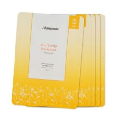 Mamonde First Energy Firming Mask korean cosmetic skincare shop malaysia singapore indonesia