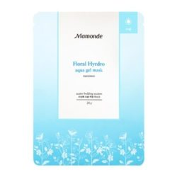 Mamonde Floral Hydro Aqua Gel Mask 28g korean cosmetic skincare shop malaysia singapore indonesia