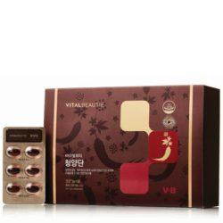 Vital Beautie Cheongyang Dan Red Ginseng product malaysia indonesia philippines vietnam