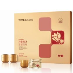 Vital Beautie Jaeummidan Red Ginseng and Soy Isoflavones supplement korea online store malaysia