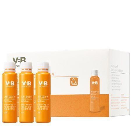 Vital Beautie VB Solutions Skin Collagen nepal bhutan japan sri lanka pakistanmacau Canada