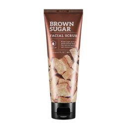 Missha Brown Sugar Facial Scrub 120ml korean cosmetic skincare shop malaysia singapore indonesia