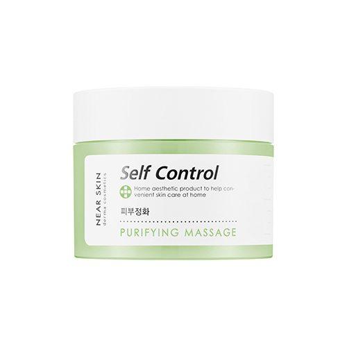 Missha Near Skin Self Control Purifying Massage 200ml korean cosmetic skincare shop malaysia singapore indonesia