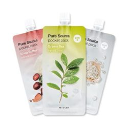 Missha Pure Source Pocket Pack 10ml korean cosmetic skincare shop malaysia singapore indonesia