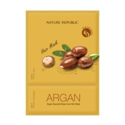 Nature Republic Argan Essential Deep Care Hair Mask korean cosmetic bodyhair product online shop malaysia usa macau