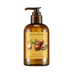 Nature Republic Argan Essential Deep Care Shampoo korean cosmetic bodyhair product online shop malaysia usa macau