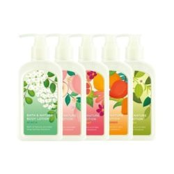 Nature Republic Bath and Nature Body Lotion korean cosmetic bodyhair product online shop malaysia usa macau