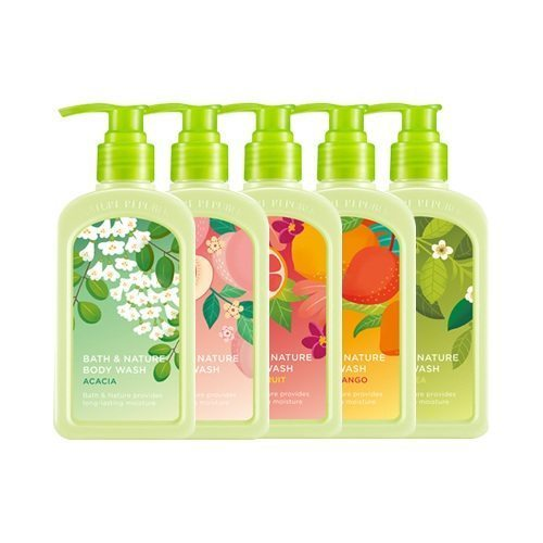 Nature Republic Bath and Nature Body Wash korean cosmetic bodyhair product online shop malaysia usa macau