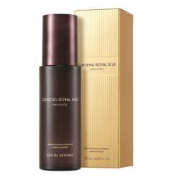 Nature Republic Ginseng Royal Silk Emulsion korean skincare product online shop malaysia china usa
