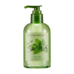 Nature Republic Herb Styling Gel Pump korean cosmetic bodyhair product online shop malaysia usa macau