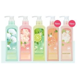 Nature Republic Love Me Bubble Bath and Shower Gel korean cosmetic bodyhair product online shop malaysia usa macau
