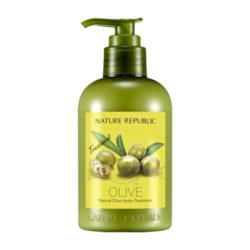 Nature Republic Natural Olive Hydro Treatments korean cosmetic bodyhair product online shop malaysia usa macau