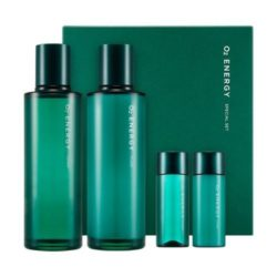 Nature Republic O2 Energy Homme Special Set korean men skincare online shop malaysia hong kong china