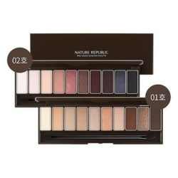 Nature Republic Pro Touch Shadow Palette korean cosmetic makeup product online shop malaysia singapore macau