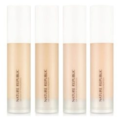 Nature Republic Provence Air Skin Fit Foundation korean cosmetic makeup product online shop malaysia singapore macau