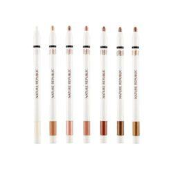 Nature Republic Pure Shine Coloring Eye Pencil korean cosmetic makeup product online shop malaysia singapore macau