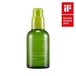 Nature Republic Real Squeeze Aloe Vera Essence korean cosmetic skncare product online shop malaysia australia italy