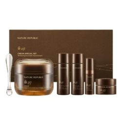 Nature Republic Yuli Cream Special Set korean cosmetic skncare product online shop malaysia australia italy