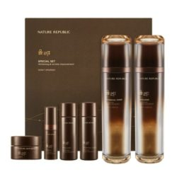 Nature Republic Yuli Special Set korean cosmetic skncare product online shop malaysia australia italy