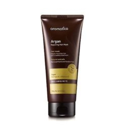 Aromatica Argan Repairing Hair Mask 180 korean cosmetic bodyhair product online shop malaysia vietnam macau