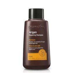 Aromatica Argan Repairing Shampoo 50 korean cosmetic bodyhair product online shop malaysia vietnam macau