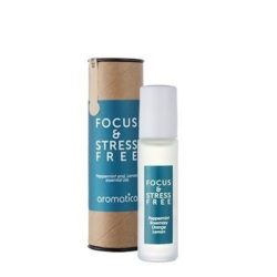 Aromatica Focus and Stress Free Roll On korean cosmetic bodyhair product online shop malaysia vietnam macau