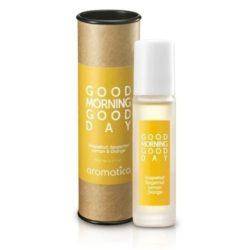 Aromatica Good Morning Good Day Roll On korean cosmetic bodyhair product online shop malaysia vietnam macau
