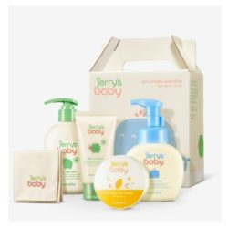 Aromatica Jerry's Baby Essentials Set korean baby skincare product online shop malaysia china india