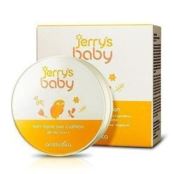 Aromatica Jerry's Baby Non Nano Sun Cushion korean baby skincare product online shop malaysia china india