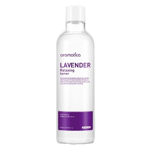 Aromatica Lavender Relaxing Toner new korean cosmetic skincare product online shop malaysia china japan