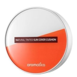 Aromatica Natural Tinted Sun Cover Cushion korean cosmetic skincare product online shop malaysia china japan
