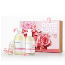 Aromatica Rose Absolute 2 Step Care Gift Set korean cosmetic skincare product online shop malaysia china japan