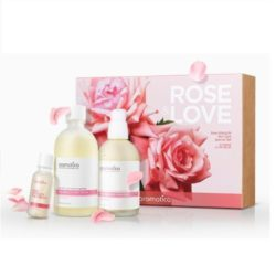 Aromatica Rose Absolute First Serum Gift Set korean cosmetic skincare product online shop malaysia china japan