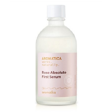 Aromatica Rose Absolute First Serum new korean cosmetic skincare product online shop malaysia china japan