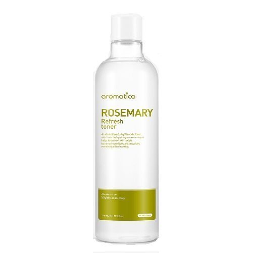 Aromatica Rosemary Refresh Toner new korean cosmetic skincare product online shop malaysia china japan