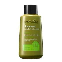 Aromatica Rosemary Scalp Scaling Shampoo 50 korean cosmetic bodyhair product online shop malaysia vietnam macau