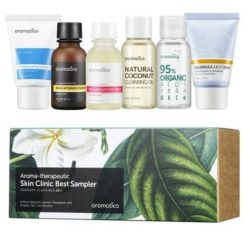 Aromatica Skin Clinic Best Sampler korean cosmetic skincare product online shop malaysia china japan