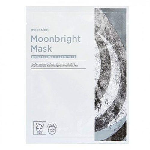 Moonshot Moonbright Mask 2 korean cosmetic skincare product online shop malaysia usa macau