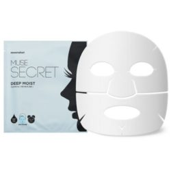 Moonshot Muse Secret Deep Moist Mask Sheet 10 korean cosmetic skincare product online shop malaysia usa macau