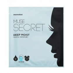 Moonshot Muse Secret Deep Moist Mask Sheet 3 korean cosmetic skincare product online shop malaysia usa macau