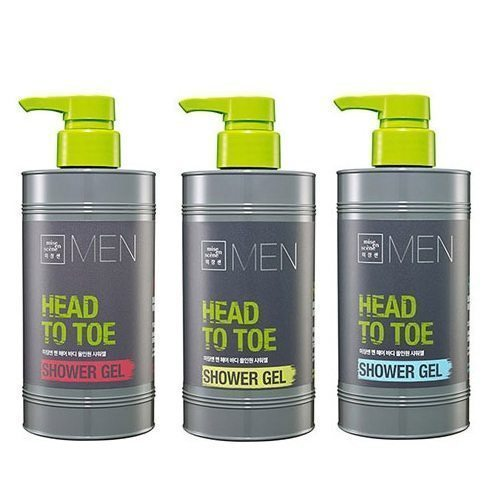 Mise En Scene Men Head to Toe All in One Shower Gel korean cosmetic skincare product online shop malaysia usa macau