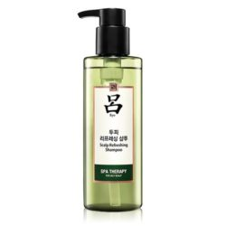 Ryo SPA Therapy Scalp Refreshing Shampoo korean cosmetic bodyhair product online shop malaysia taiwan spain
