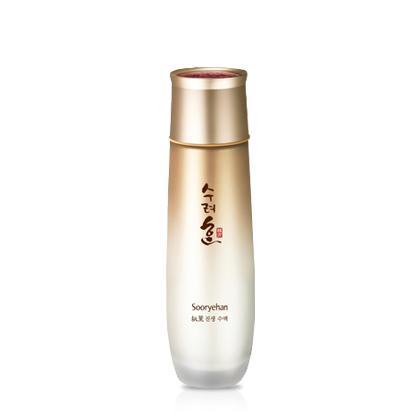 Sooryehan Bichaek Ginseng Skin Toner 150ml korean cosmetic skincare shop malaysia singapore indonesia