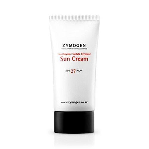 Zymogen Houttuynia Cordata Ferment Sun Cream korean cosmetic skincar product online shop malaysia brazil macau