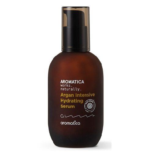 Aromatica Argan Intensive Hydrating Serum korean cosmetic skincare product online shop malaysia china spain